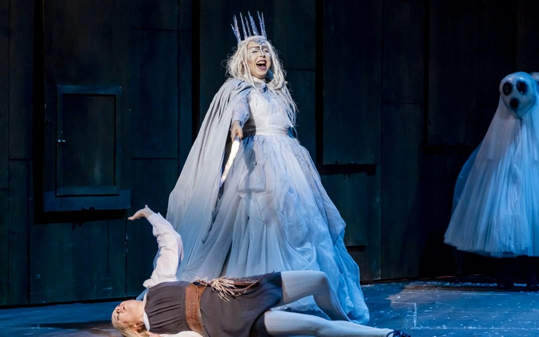 Snödrottningen med synopsis på Malmö Opera