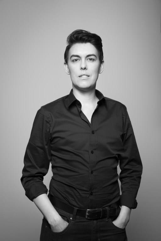 Adrian Angelico mezzosoprano born 1979