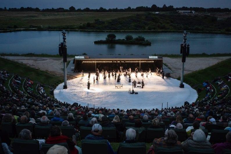 La Boheme på Opera Hedeland 2018