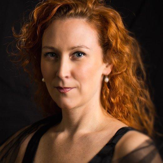 Erika Sax mezzosopran
