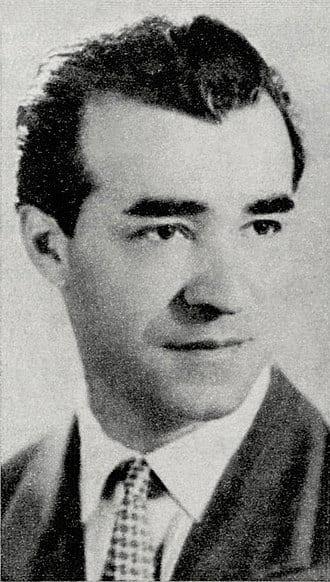 Nicola Monti leading Italian tenor 1920-1993