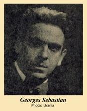 Georges Sébastian conductor 1903-1989