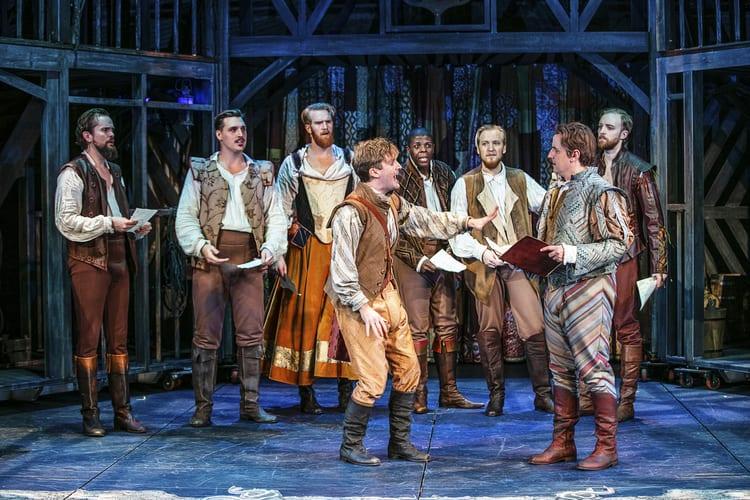 Something Rotten succé på Wermland opera
