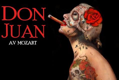 Don Juan på Nöjesteatern i Malmö inställd