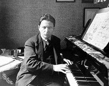 George Enuscu tonsättare och violinist 1881-1955