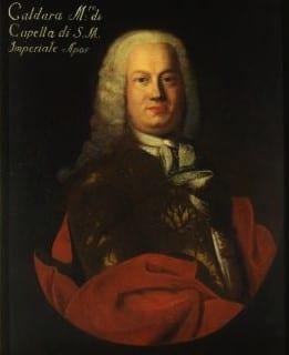 Antonio Caldara italiensk kompositör 1670-1736