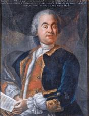 Riccardo Broschi italiensk kompositör 1698-1756