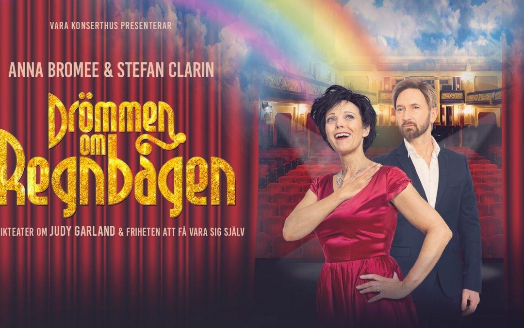 Musikal om Judy Garlands konsertturné i Sverige