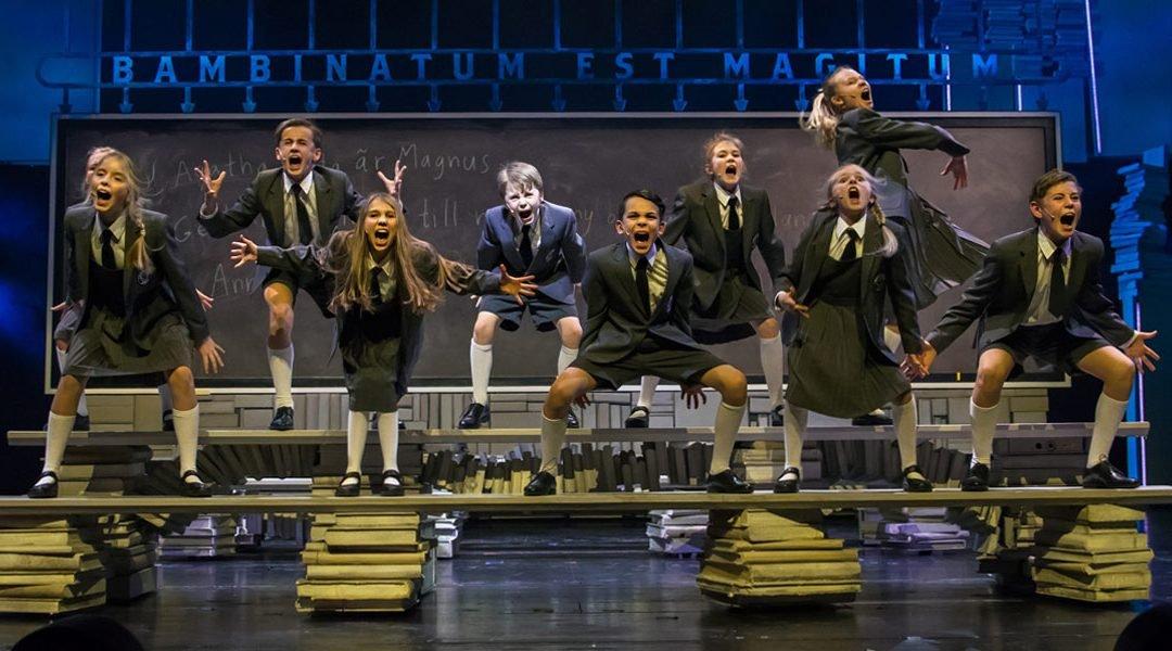 Matilda the Musical på Malmö Opera 2019