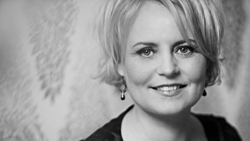 Inger Dam - Jensen Danish soprano