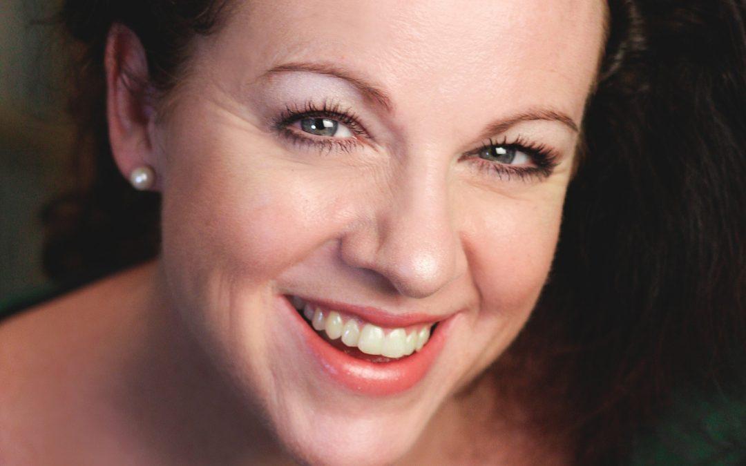 Matilda Paulsson mezzosopran med utlandsuppdrag