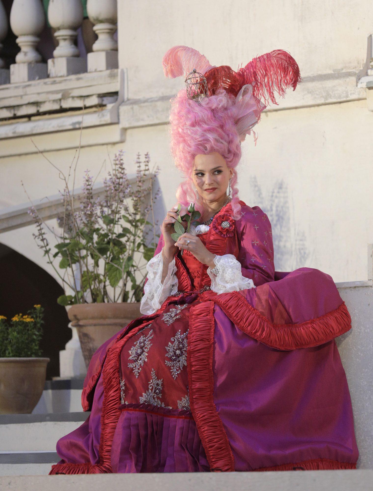 Figaros & Susannas bröllop i ur och skur