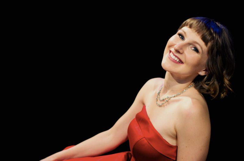 Saara Rauvala soprano from Suomi