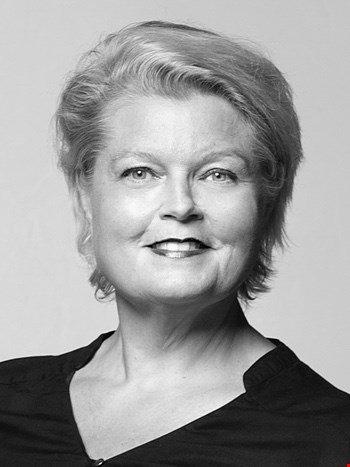 Susanne Resmark mezzosopran född 1968