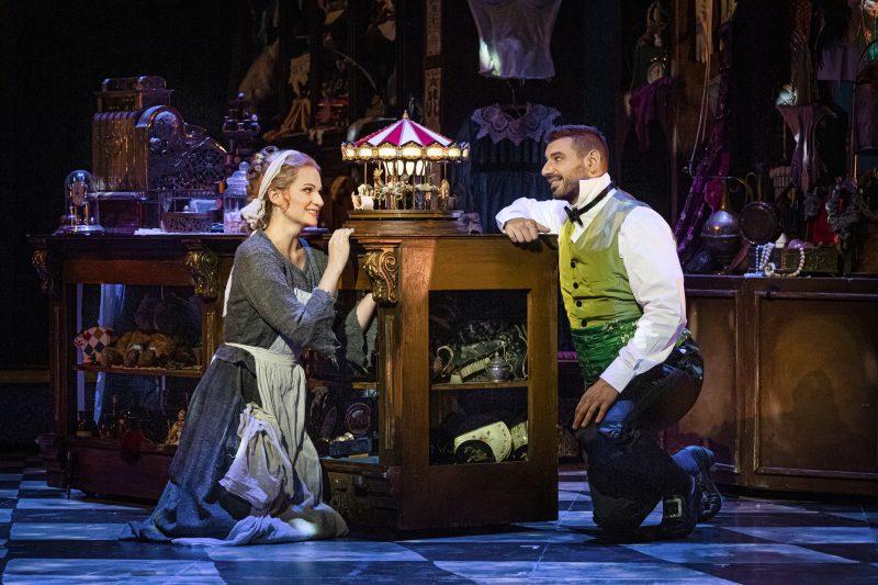 Askungen från Kungliga Operan på Operan Play