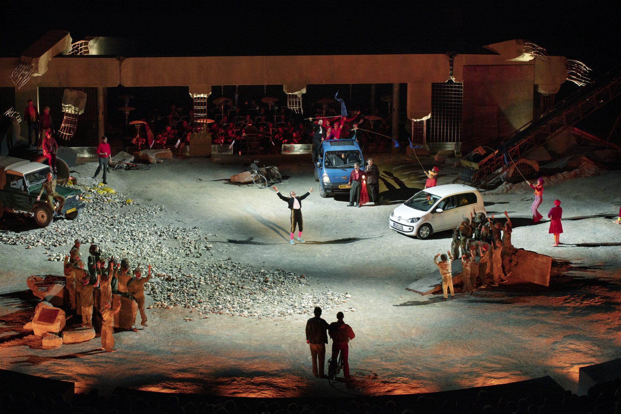 Carmen på Opera Hedeland en formidabel succé