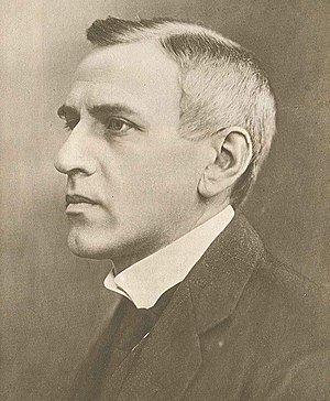 Wilhelm Stenhammar kompositör 1871-1927