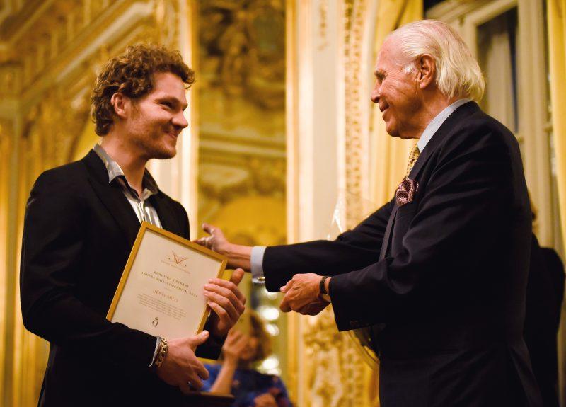 Kungliga Operans Wall-stipendium 2019 utdelat