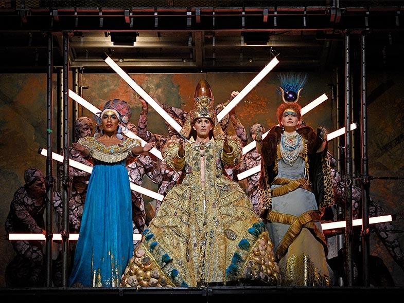 Akhnaten – En opera i slow motion