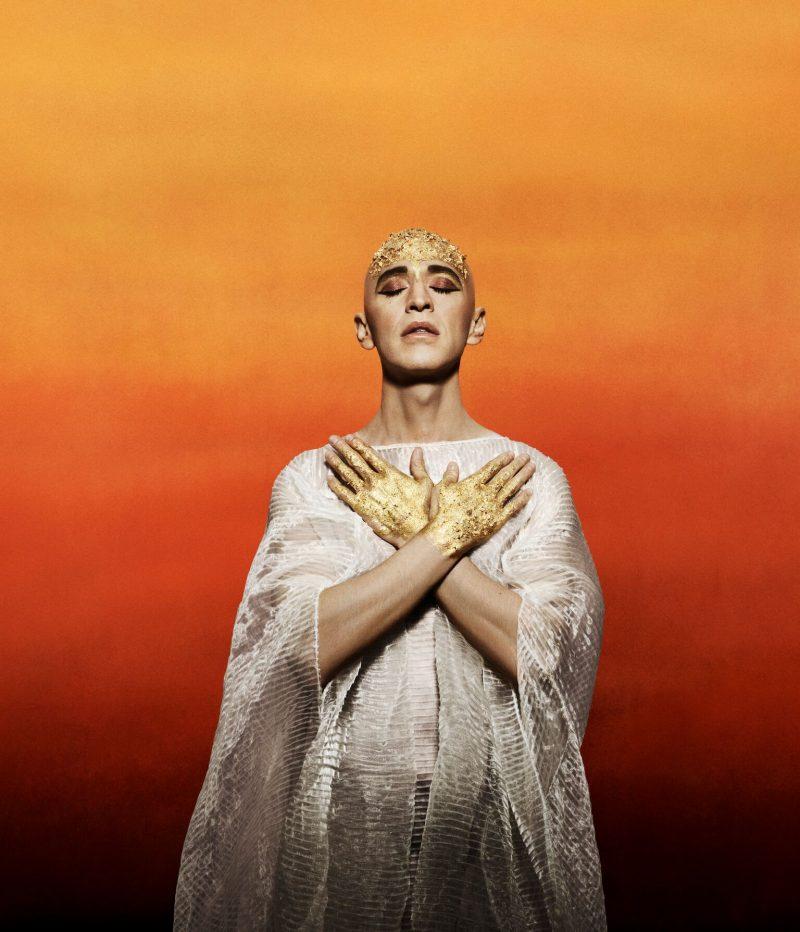 Akhnaten årets operahändelse 2019 från The Met
