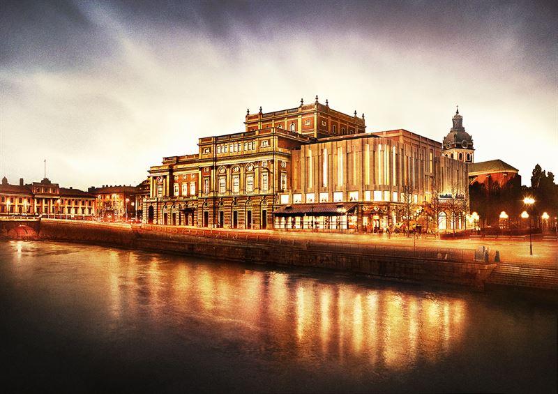 Ny opera i Operan förslaget 2019