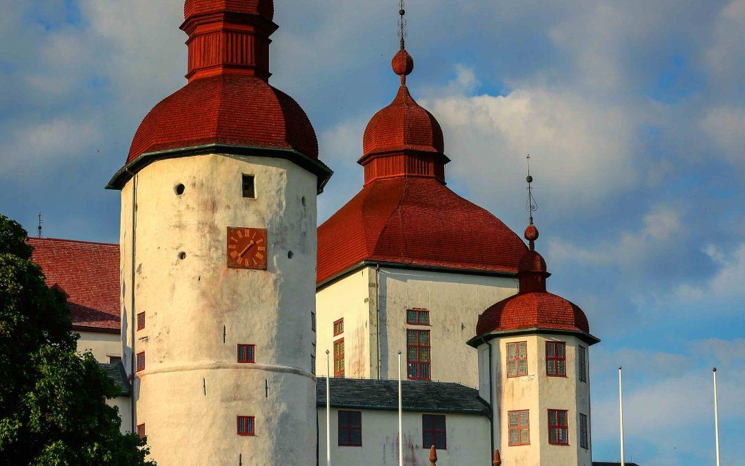Tintomara på Läckö slott flyttas till 2021