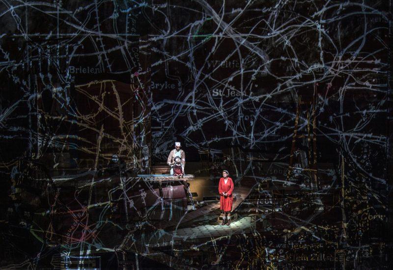 Wozzeck Metropolitan Opera synopsis 2019