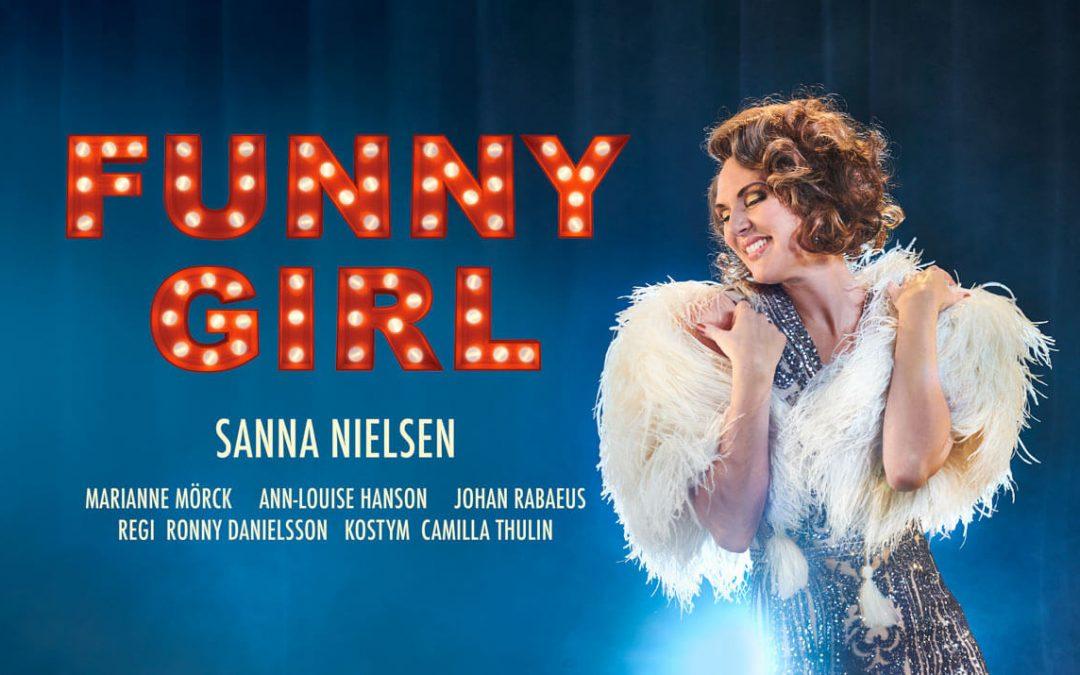 Funny Girl med Johan Rabéus Malmö Opera i höst