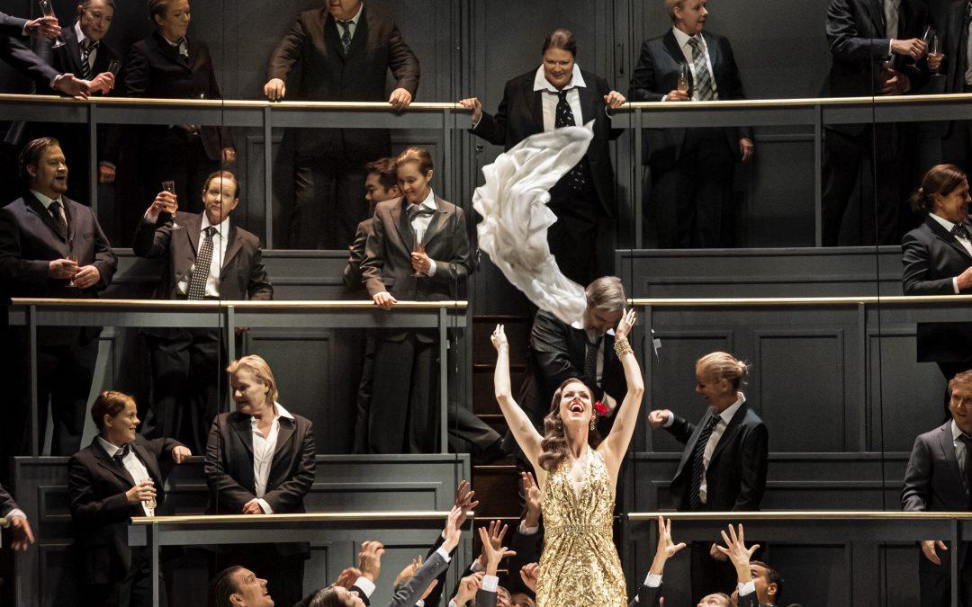 Berörande La Traviata från Kungliga Operan 2020