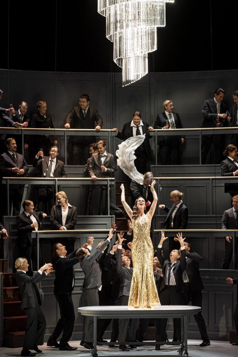 La traviata på Operans Play-kanal från lördag