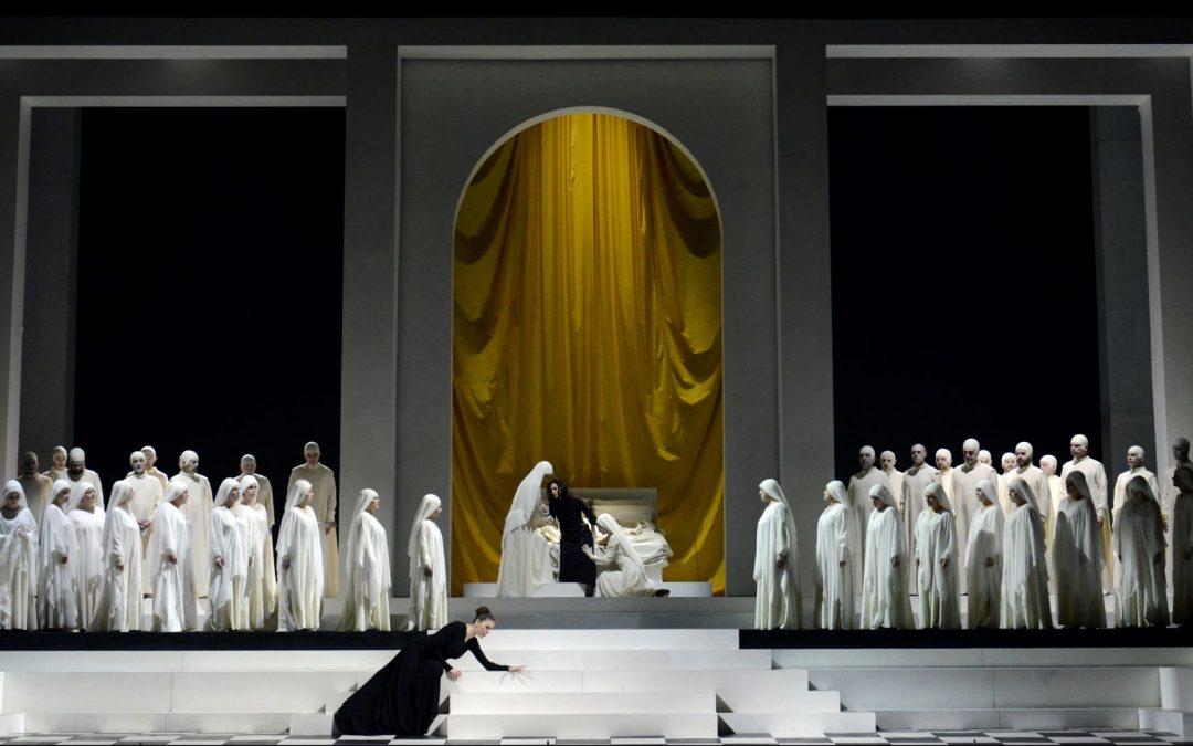 Alceste Teatro La Fenice på Operavision 2020