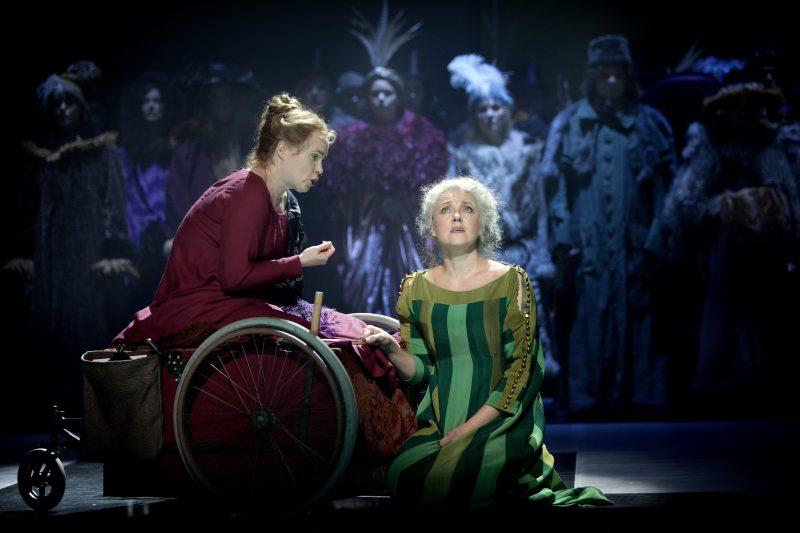 Blanche & Marie NorrlandsOperan Play-kanal