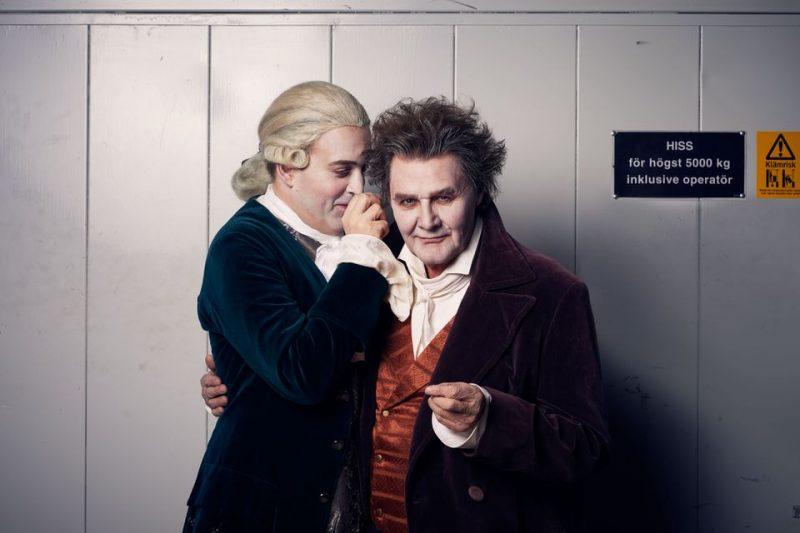 Operan och Dramaten direktsänder musik och poesi