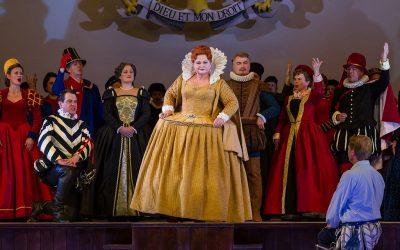 Brittens 100-års jubileum firades med Gloriana