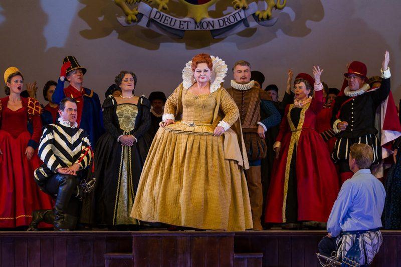 Brittens 100-års jubileum firas med Gloriana