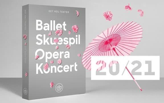 Den Kongelige Opera i Köpenhamn program 2020 -21