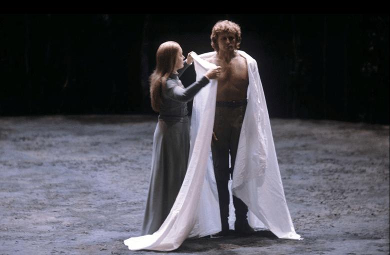 Historiska föreställningar från Bayreuth 2020