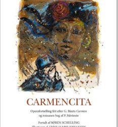 Carmencita – en operaberättelse och andra 2020