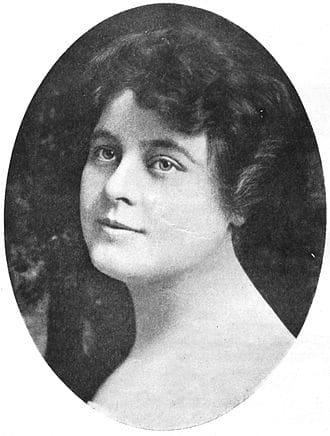 Marie Sundelius soprano 1882-1958