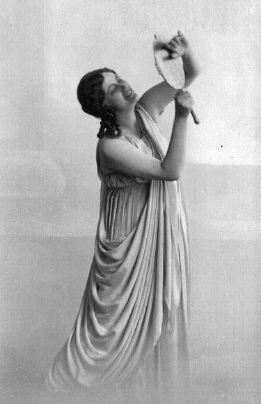 Göta Ljungberg sopran 1893 -1953