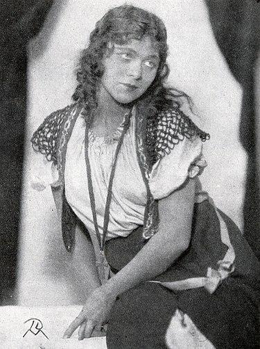 Helga Görlin hovsångare sopran 1900-1993