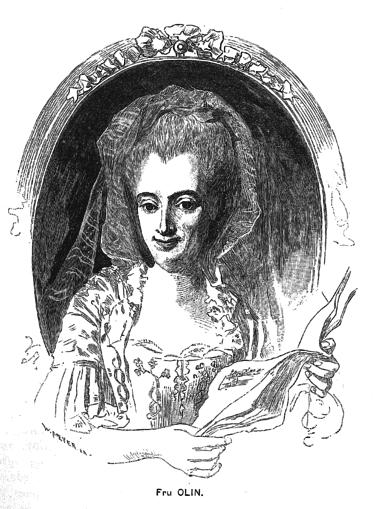 Elisabet Olin hovsångerska 1740-1828