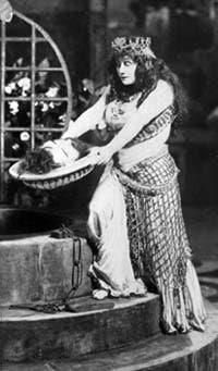 Olive Fremstad soprano 1871-1951
