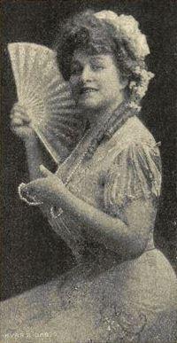 Jenny Norelli koloratursopran 1863-1942
