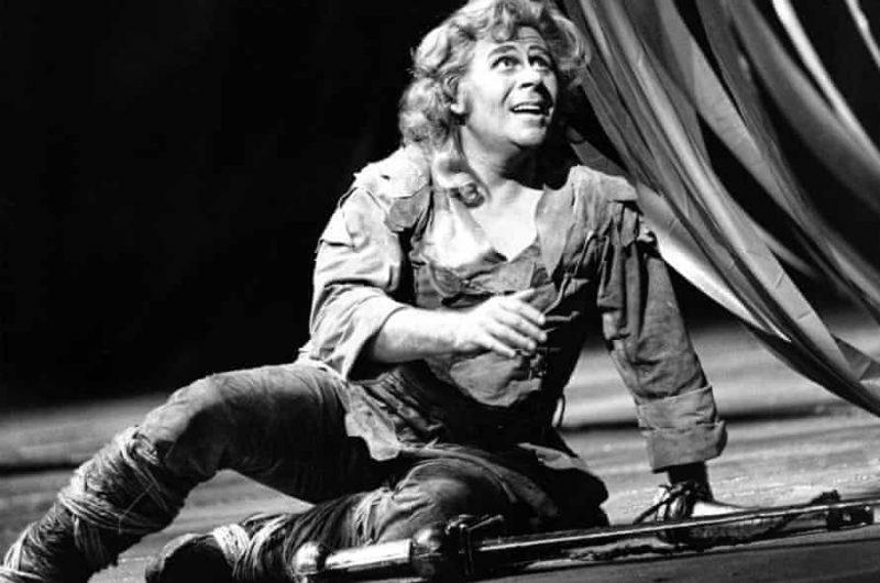 Alberto Remedios British tenor 1935-2016