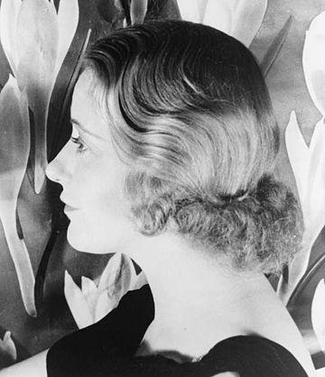 Grace Moore American soprano 1898-1947