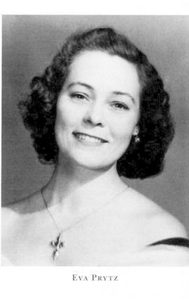 Eva Prytz norsk sopran 1917-1987