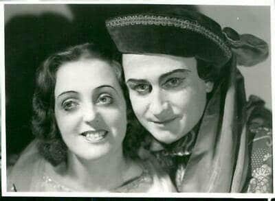 Henriette Guermant-de la Berg sopran 1912-2003