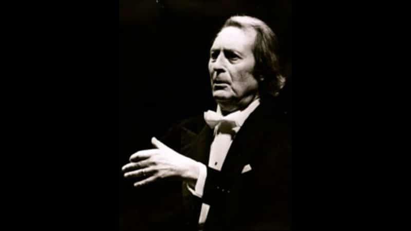 Carlo Maria Giulini conductor 1914 - 2005