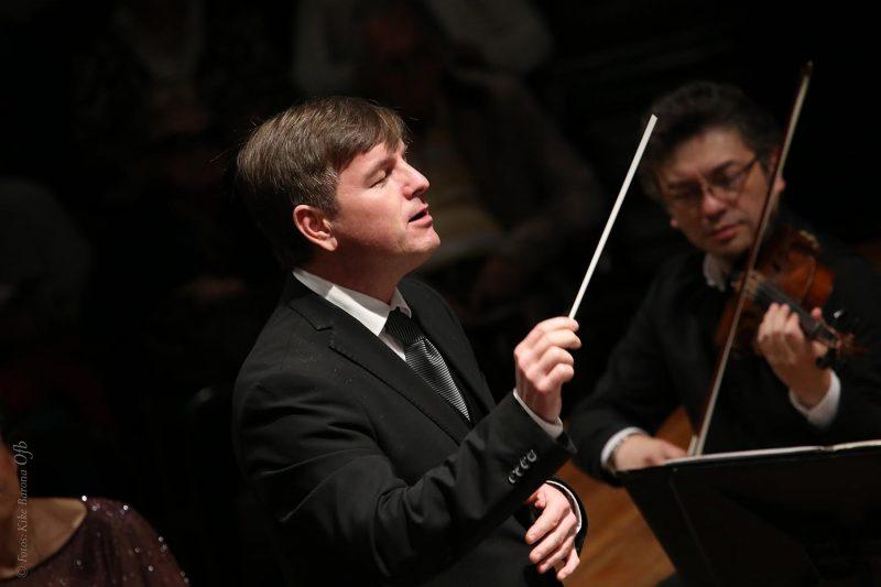 Joachim Gustafsson dirigent född 1967